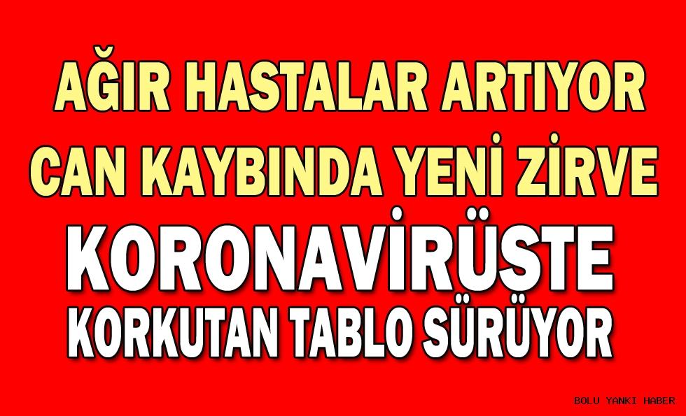 19 Nisan Türkiye'nin koronavirüs tablosu