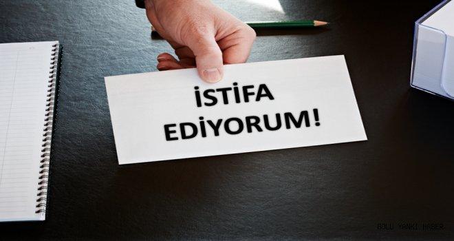 AİBÜ Enstitü Müdürü Öztürk görevinden istifa etti