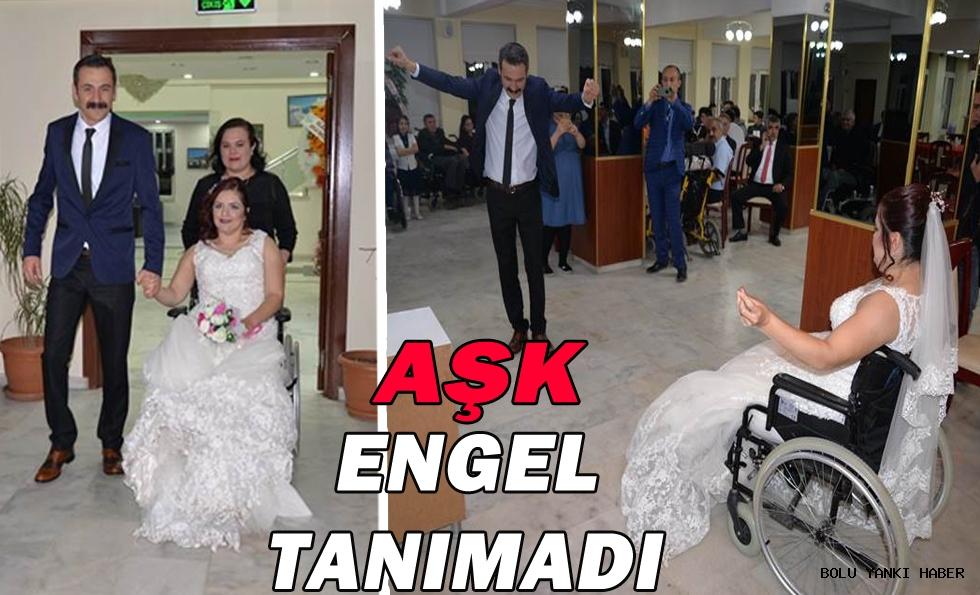 AŞK ENGEL TANIMADI
