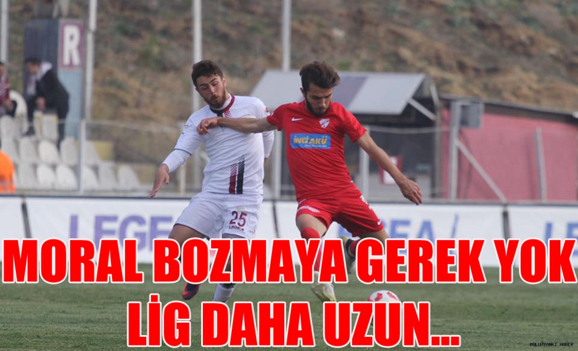 Bandırmaspor 1 - 0 Boluspor