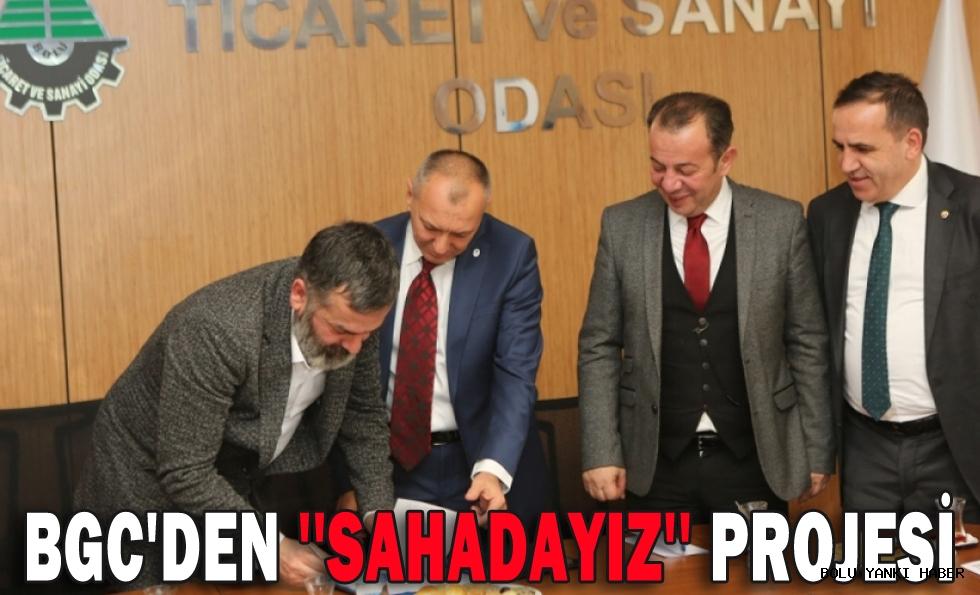 BGC'DEN ''SAHADAYIZ'' PROJESİ