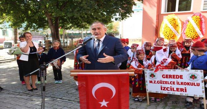 """Bolu Belediye Başkanı Yılmaz; """"SAĞLIKLI NESİLLER YETİŞTİRMEK ZORUNDAYIZ"""""""