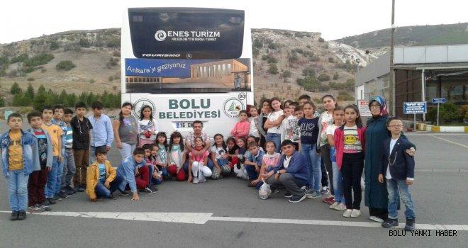 Bolu Belediyesi'nden ortaokul ve lise öğrencilerine gezi müjdesi!
