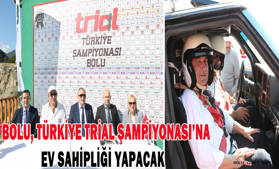 Bolu, Türkiye Trial Şampiyonası'na ev sahipliği yapacak