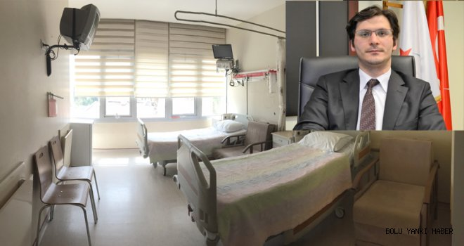 Bolu'da sağlıkta bir ilk daha: Palyatif Bakım Servisi hizmete açıldı