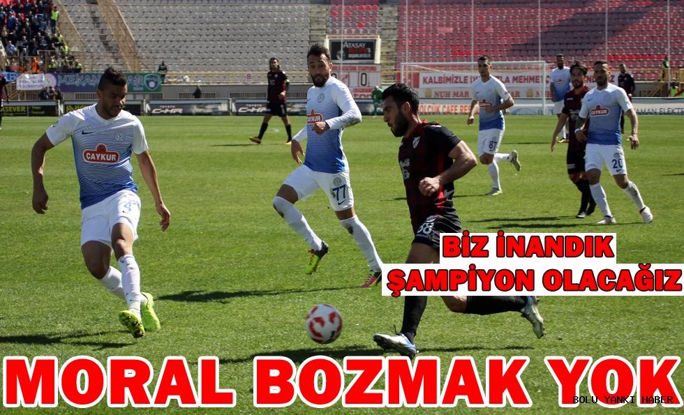 Boluspor 0 - 1 Çaykur Rizespor