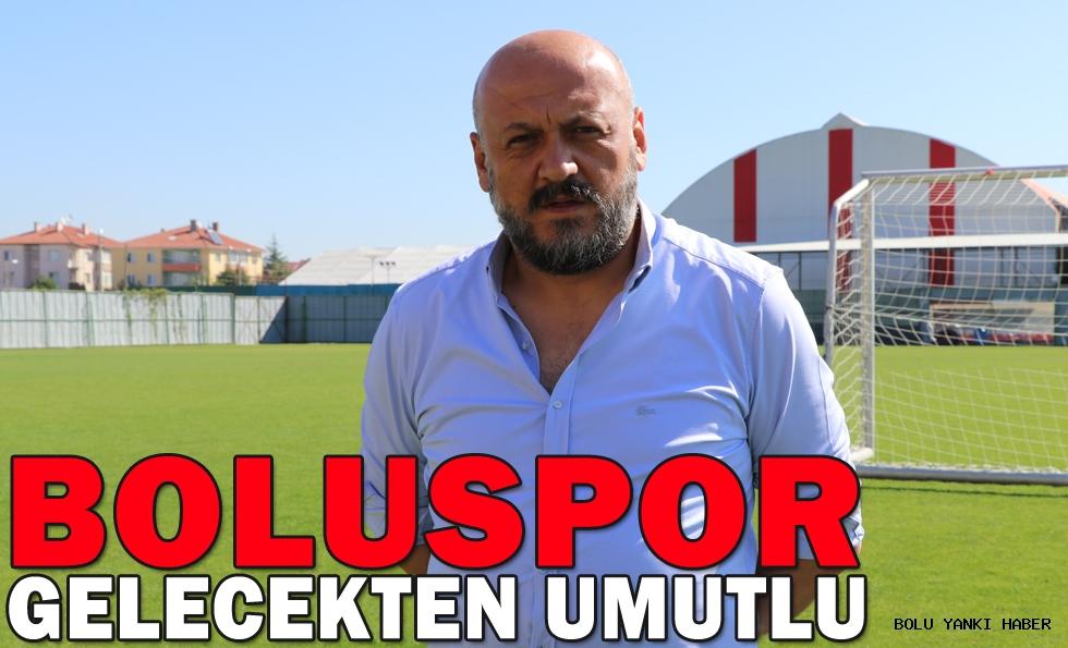 Boluspor gelecekten umutlu!