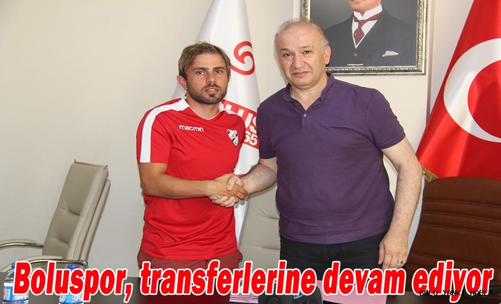 Boluspor, transferlerine devam ediyor
