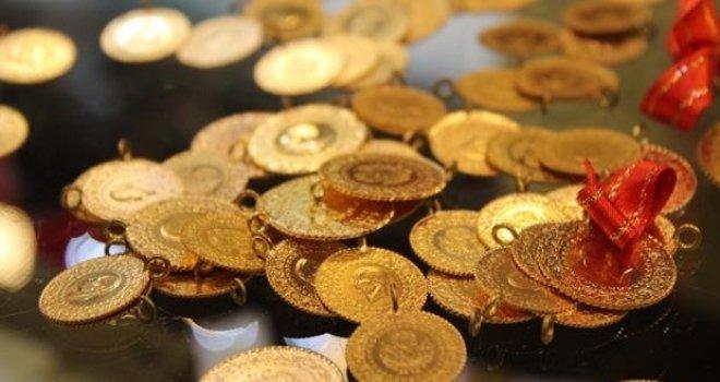 Çeyrek altın 177 liraya yükseldi