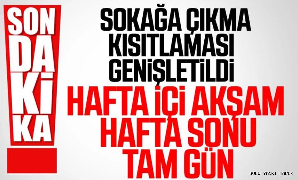Cumhurbaşkanı Erdoğan, yeni koronavirüs tedbirlerini açıkladı