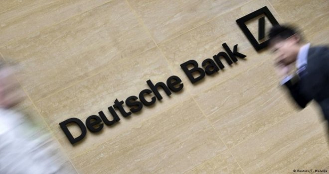 Deutsche Bank'tan rekor zarar