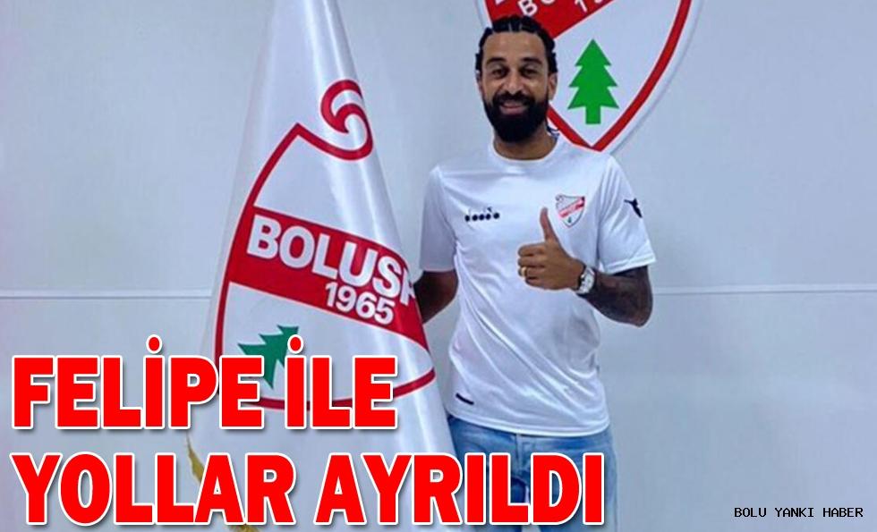 FELİPE İLE YOLLAR AYRILDI