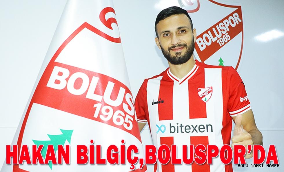 Hakan Bilgiç,  Boluspor'da