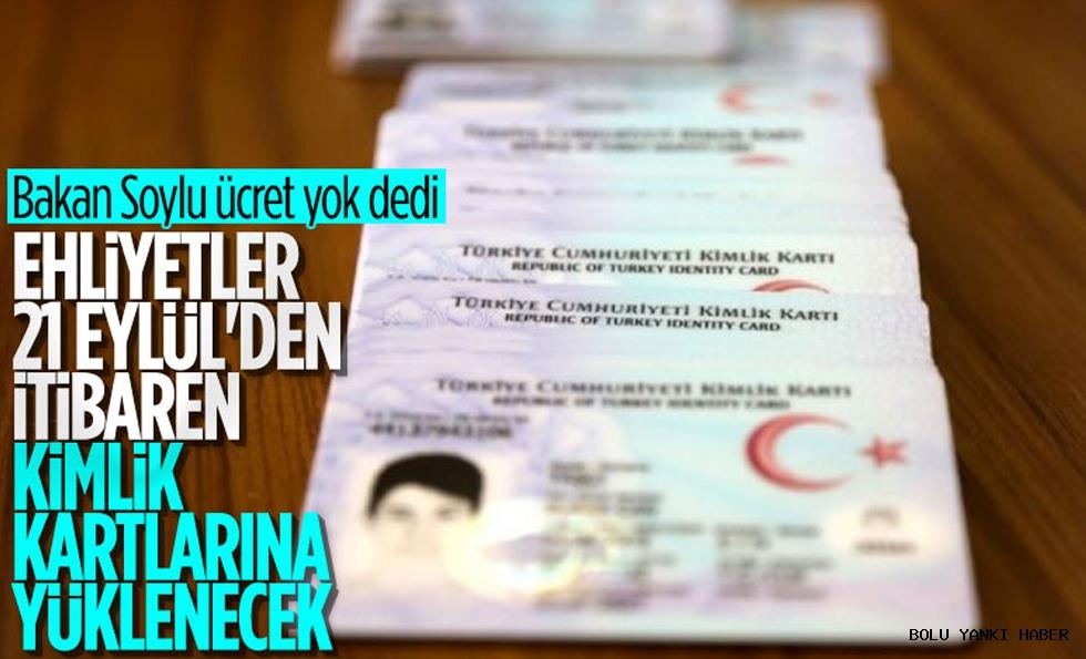 İçişleri Bakanı Süleyman Soylu'dan çipli kimlik kartı açıklaması