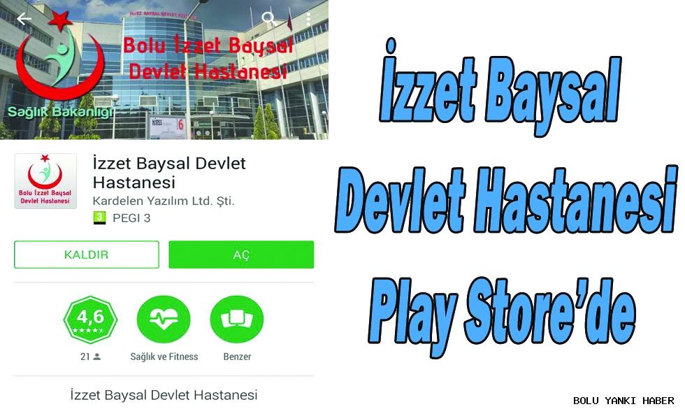 İzzet Baysal Devlet Hastanesi  Play Store'de