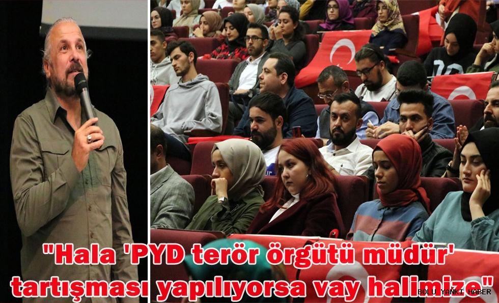 Mete Yarar: Hala 'PYD terör örgütü müdür' tartışması yapılıyorsa vay halimize