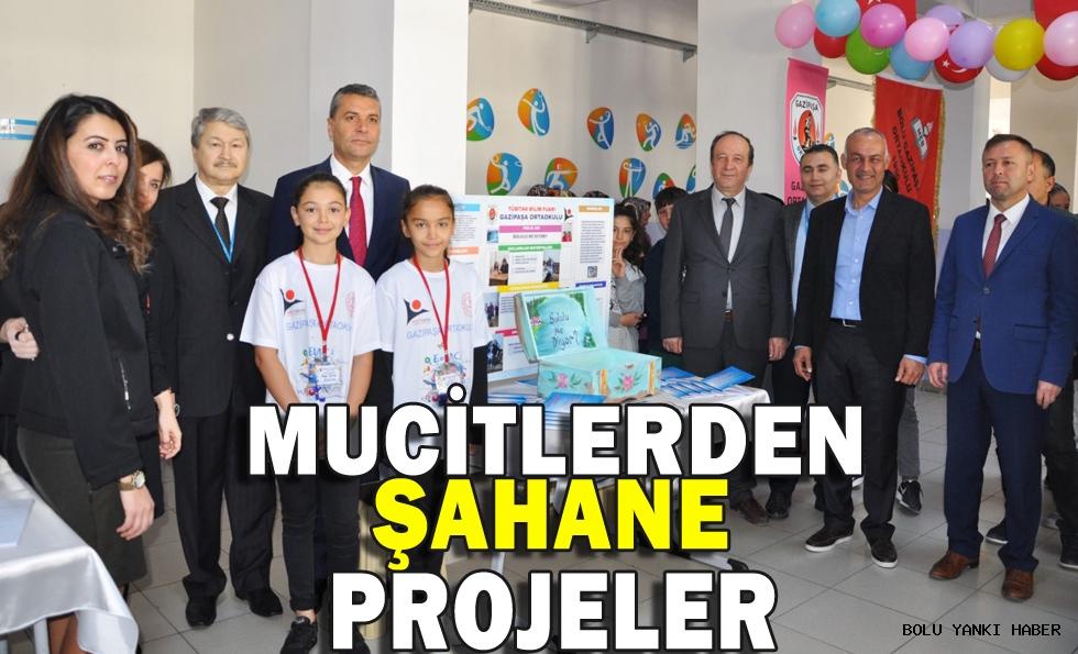 MUCİTLERDEN ŞAHANE PROJELER
