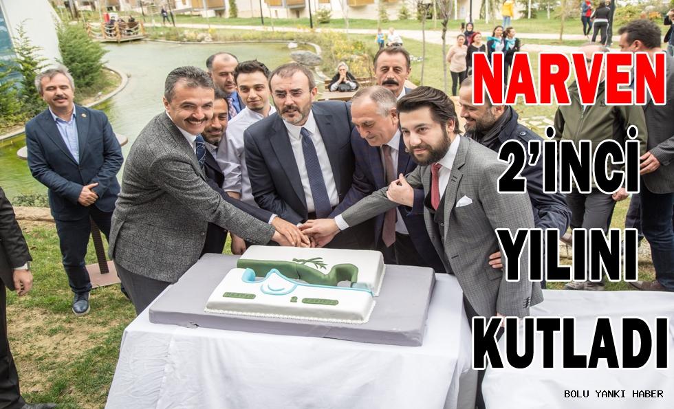 Narven, 2'inci yılını kutladı