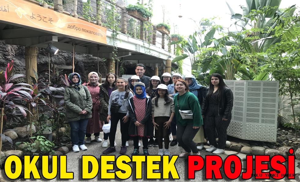 Okul Destek Projesi