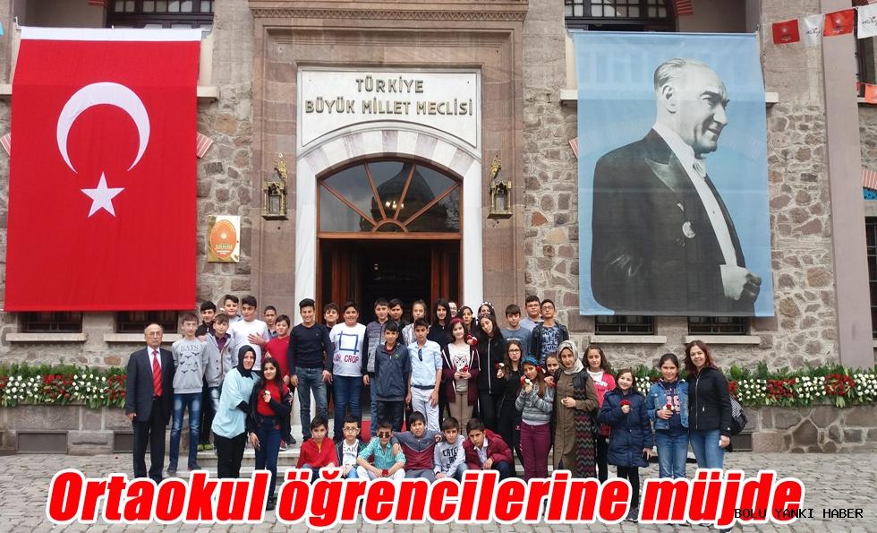 Ortaokul öğrencilerine müjde: Ankara kültür gezileri başladı!