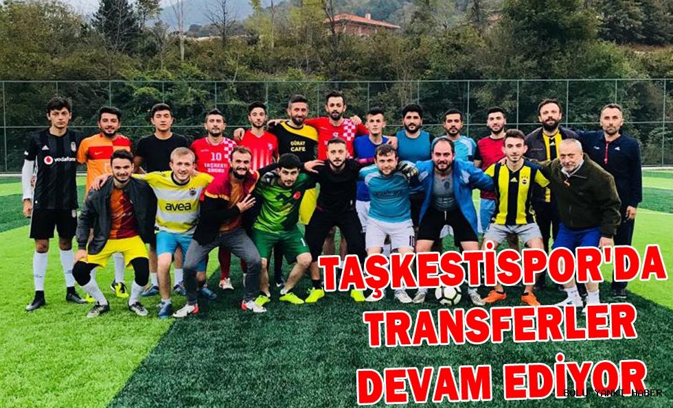 Taşkestispor'da transferler devam ediyor