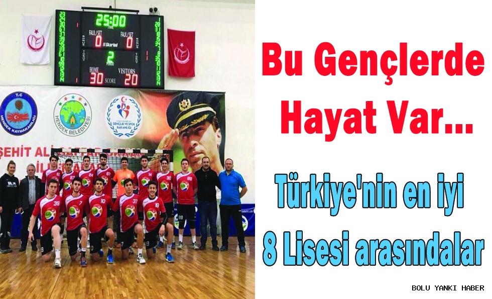Türkiye'nin en iyi 8 Lisesi arasındalar