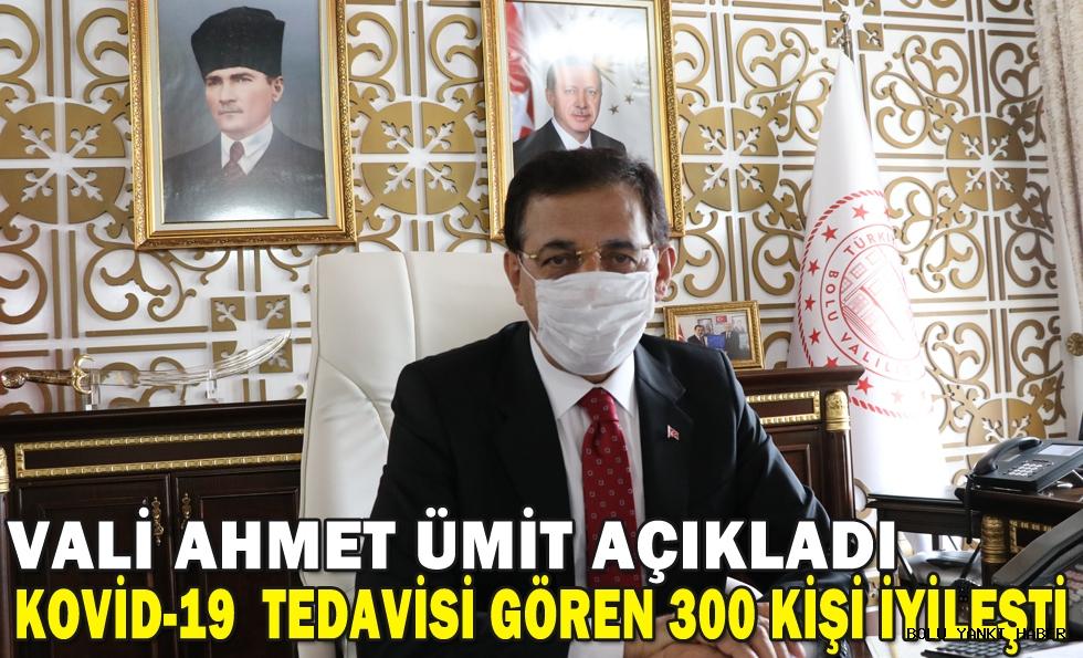 VALİ AHMET ÜMİT AÇIKLADI!.